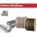 Bobine métallique Wire-O, JBI -De 20 feuilles 3/16 à 250 feuilles 1-1/2
