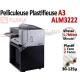 Pelliculeuse & Plastifieuse A3 - Entièrement automatique 30-125µ ALM3222 FUJIPLA N°3 Plastifieuse en continu
