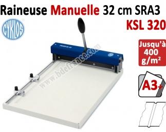 Raineuse : 32 cm - Traçage Du Rainage 1-1,5mm KSL320 CYKLOS Les Raineuses Manuelles