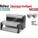 Relieur Electrique Metal 3:1 & 2:1 -Relier jusqu'au 300 feuilles. MC320 QUPA  C - Relieur professionnel