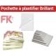 Pochette à plastifier POA FALCONK E1 - Pochette Plastification Brillant, Mat