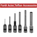 Forêt, accessoires et Affûte-foret - Du Ø 2mm au Ø 10mm