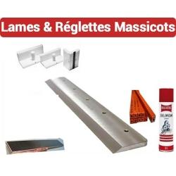 Lames & Réglettes MASS IDEAL N° 7 - Lames & Réglettes Massicots IDEAL