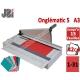 Découpe d'intercalaire 31 Touches - Capacité de coupe : 15 feuilles 42 CM ON5A3 JBI N°6 Découpes d'Onglets