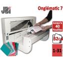 Découpe d'intercalaire 31 Touches - Programmable: 40 feuilles 5-32 CM