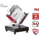 Taqueuse électromagnétique STAGO - Capacité : 60 mm FORMAT A4