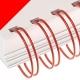 Reliure Anneaux métalliques 3:1 & 2:1 RGM23F FALCONK 2 - Anneaux métalliques A4
