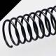 Spirales plastique Coil Pas : 4:1 SPG FALCONK 6 - Spirales plastique Coil 4:1