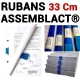 Consommable de reliure NOTARIALE  ASSEMBLAC N° 4 - Reliure NOTARIALE