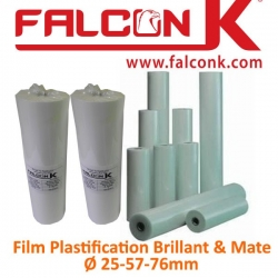 Rouleau de plastification à chaud  BDE E - Consommable Pour La Plastification