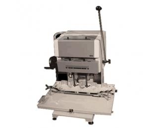 Foreuse électrique 2 têtes - Capacité : 50 mm Forets 3 à 13 mm VS200  N° 5 Foreuse de papier