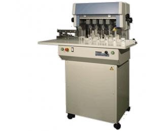 Foreuse électrique 4 têtes - Capacité : 65 mm Forets 3 à 14 mm LAEX-4  N° 5 Foreuse de papier
