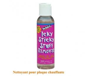 Flacon de Nettoyage pour plaque - chauffante pour Fastback et PLANA FASTNET  N°2 Thermorelieur par bandes thermo-collantes