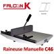 Raineuse : 32 cm - Traçage Du Rainage 1,3mm C46 IDEAL Les Raineuses Manuelles
