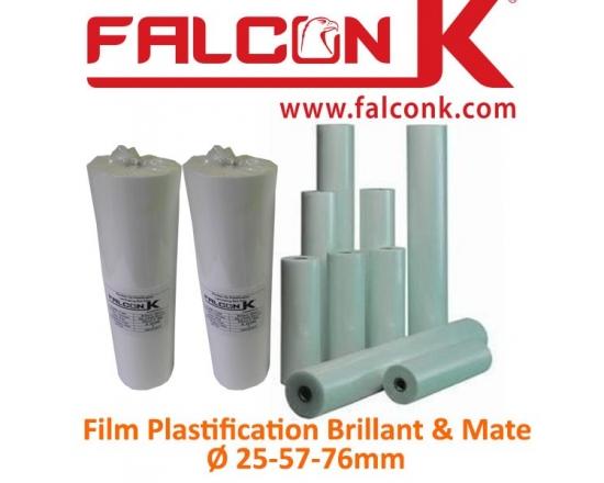 Rouleau de plastification à chaud mate  BDE E - Consommable Pour La Plastification
