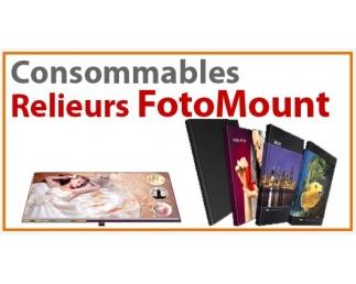 Consommables de la gamme FotoMount BDE F - Consommable Pour FASTBIND