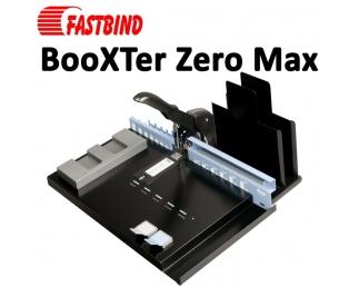 Epaisseur max des reliures Agrafé : 40mm - Pour des formats jusqu'à 320x450mm 705009 Machine à relier par Thermoreliure