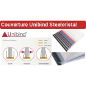 N° 2 - Couverture Unibind Steelcristal