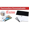 N° 1 - Consommables  Thermoreliure Personnalisable