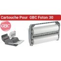 8 - Cartouche De Film Pour Plastifieuse Gbc Foton 30