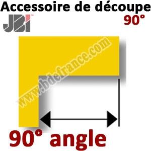 Accessoire de découpe 90°
