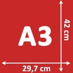 Format A3#Par 1 paquet