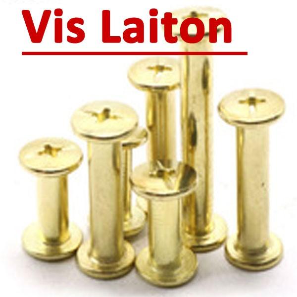 Vis Laiton #Prix de la Boite