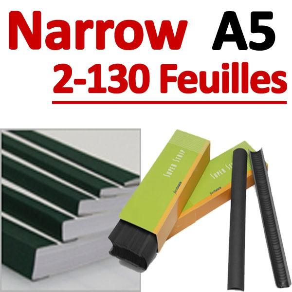 Narrow 500 Pcs # 2-130 feuilles A5