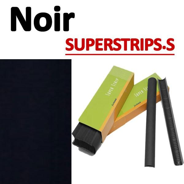 Noir Bandes SUPERSTRIPS.S # Pour FB15 - FB20   Powis Parker Fastback