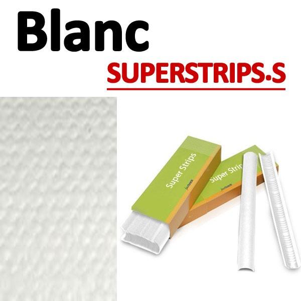 Blanc  Bandes SUPERSTRIPS.S # Pour FB15 - FB20   Powis Parker Fastback