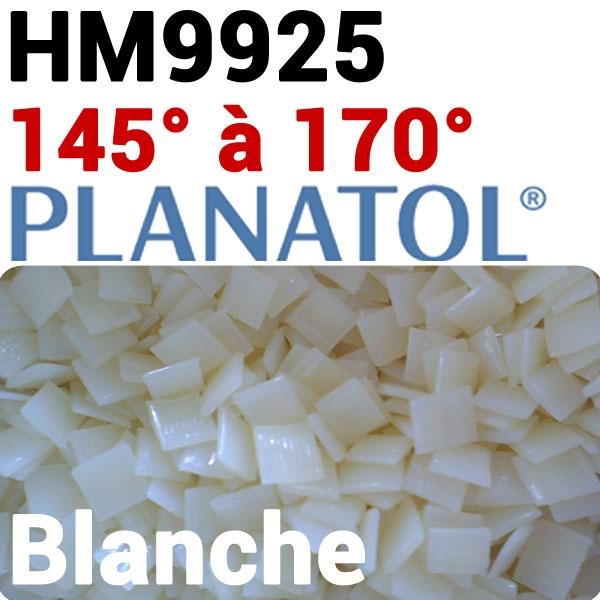 Colles Thermofusibles EVA Planatol HM9925 # Température 145° à 170° Couleur Blanche #Pour papiers impression laser