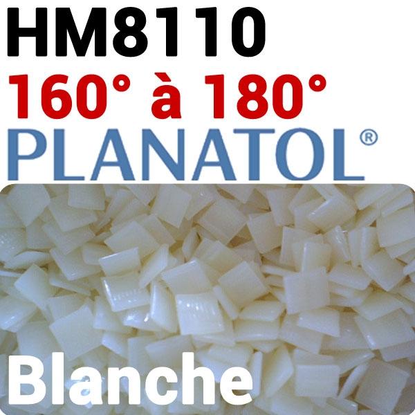 Colles Thermofusibles EVA Planatol HM8110 # Température 160° à 180° Couleur Blanche #Pour papiers impression laser