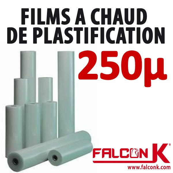 Film 250µ#30 mètres