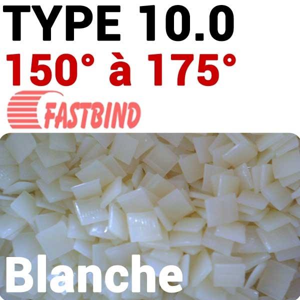 @Colles Thermofusibles EVA Fast Bind TYPE 5,1 # Température 145° à 170° Couleur Blanche