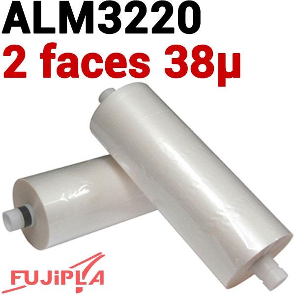Film 38μ ALM3220#300m - 2 faces
