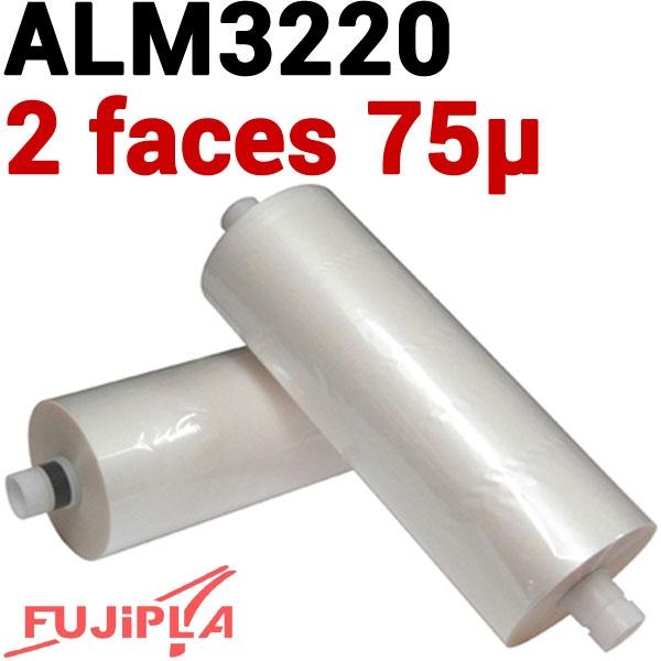 Film 75μ ALM3220#150m - 2 faces