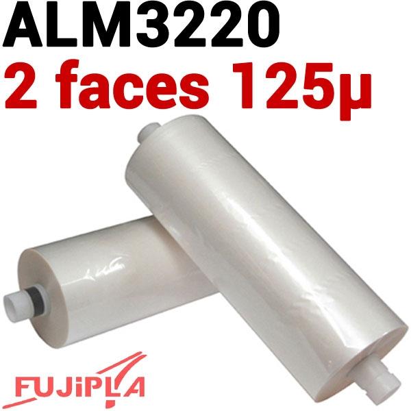 Film 125μ ALM3220#100m - 2 faces