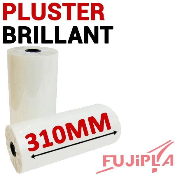 @Rouleaux en 310mm Brillant#Pour PLUSTER PLS3310- PLS3311-PLS3312 # Boite de 2 rouleaux Par 500 métres