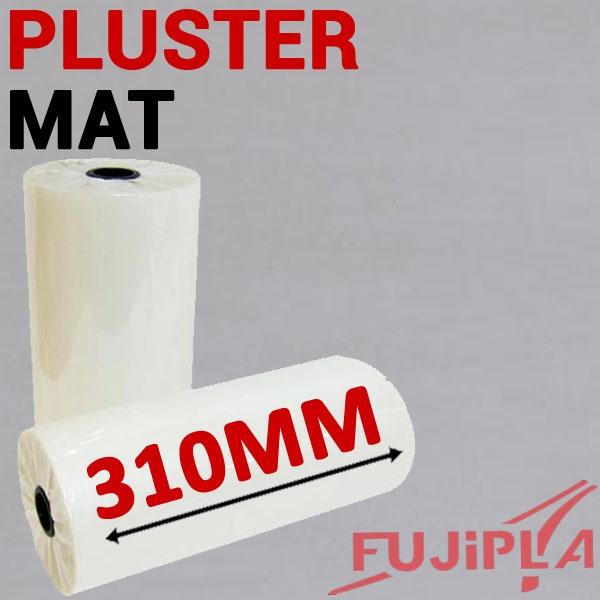 Rouleaux en 310mm Mat #Pour PLUSTER PLS3310- PLS3311-PLS3312 # Boite de 2 rouleaux Par 500 métres