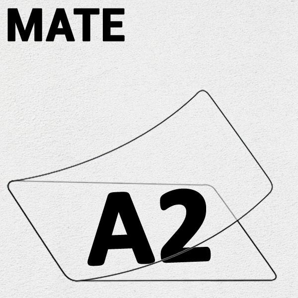 A2 (426mm x 600mm) 2 Faces Mates #Boite de 50 pièces