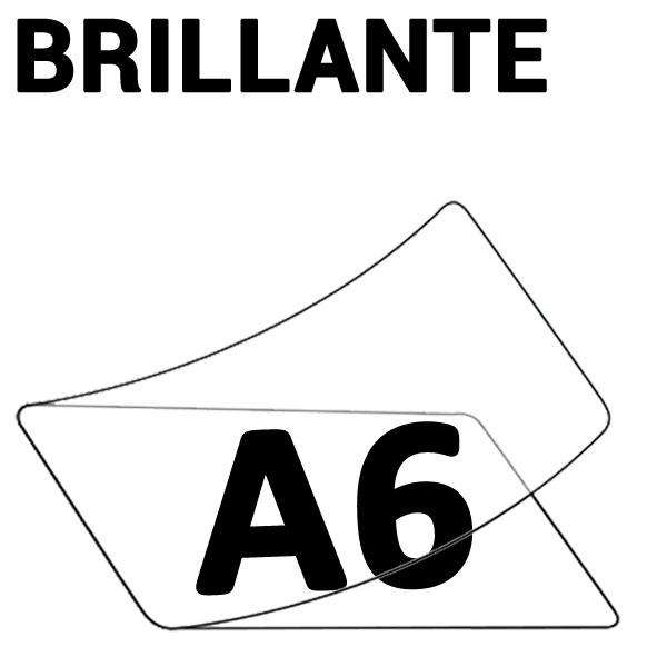 A6 (111mm x 154mm) 2 Faces Brillantes #Boite de 100 pièces