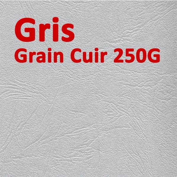 Couverture Carton Grain Cuir Gris 250g#Le paquet de 100 feuilles