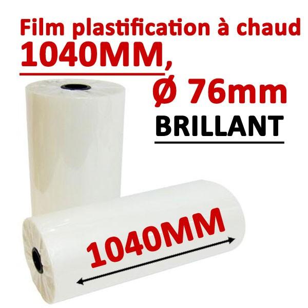 @Rouleaux en 1040mm, Ø 7.6cm brillant Numérique#Prix pour 2 rouleaux